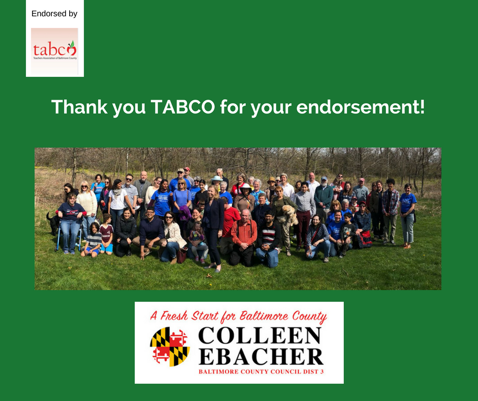 TABCO endorsement